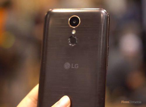 LG K10 2017 M250E 16GB DUAL SIM LTE 4G
