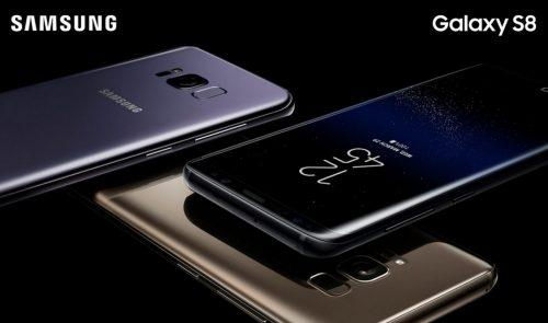Samsung Galaxy S8 G950Fd 64GB Dual sim 4G LTE