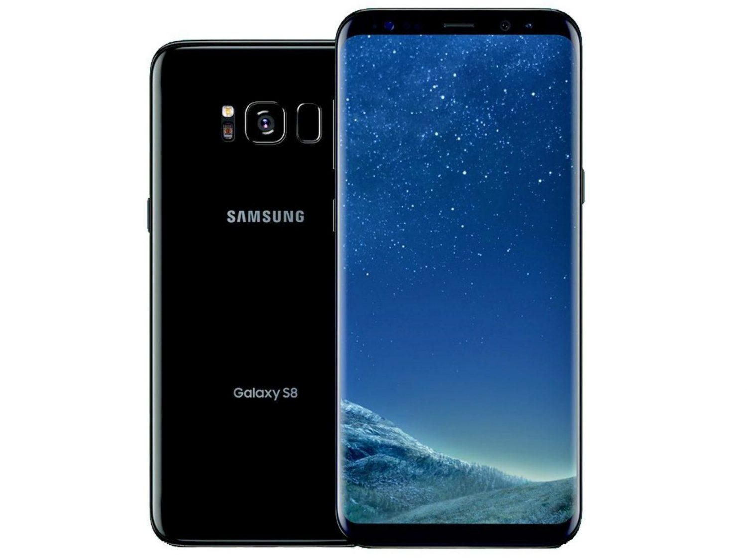 samsung galaxy s8 g950fd 64gb dual sim 4g lte. Black Bedroom Furniture Sets. Home Design Ideas