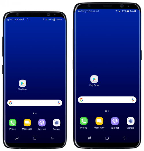 Samsung Galaxy S8+ PLUS G955Fd 64GB Dual sim 4G LTE