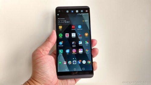 LG V20 H990 64GB Dual SIM LTE 4G Mobile Phone