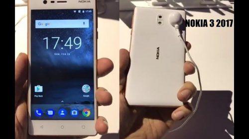 Nokia 3 16GB Dual sim 4G LTE