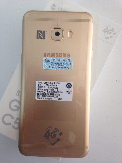 Samsung Galaxy C5 PRO C5018 64GB Dual SIM LTE 4G+ Plus