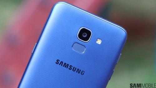 SAMSUNG GALAXY J6 2018(On6) J600F 64GB DUAL SIM 4G LTE Cat4