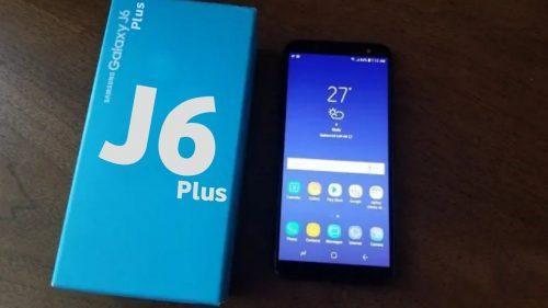 SAMSUNG GALAXY J6 Plus 2018 J610F 32GB DUAL SIM 4G LTE Cat4
