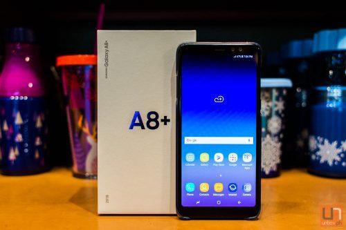 Samsung Galaxy A8 plus 2018 A730FD 64Gb Dual Sim 4G LTE
