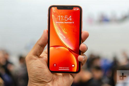 Apple Iphone XR 64gb Stok اپل آیفون ایکس آر ۶۴گیگابایت استوک