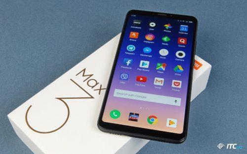 Xiaomi Mi Max 3 64Gb Dual Sim LTE 4G Mobile Phone