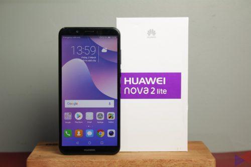 Huawei NOVA 2 LITE 32gb Dual sim 4G LTE Mobile phone