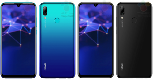 Huawei P Smart 2019(POT-LX1AF) 64GB Dual sim 4G LTE Mobile phone