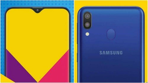 SAMSUNG GALAXY M10 2019 M105F 32GB DUAL SIM 4G LTE
