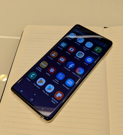 Samsung Galaxy S10 G973Fd 128GB Dual sim LTE سامسونگ گالکسی اس ۱۰ ۱۲۸گیگ
