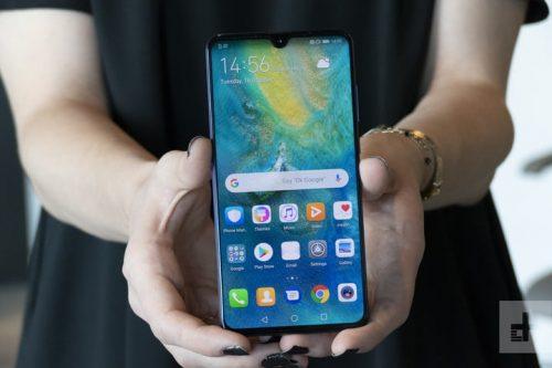 Huawei Mate 20 128gb Dual sim 4G LTE Mobile phone