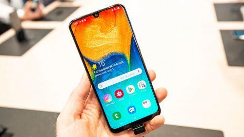 SAMSUNG GALAXY A30 2019 A305F 64GB DUAL SIM 4G LTE