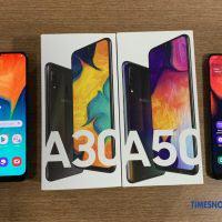 SAMSUNG GALAXY A50 2019 A505F 128GB DUAL SIM 4G LTE