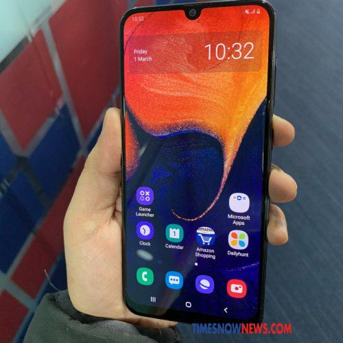 SAMSUNG GALAXY A50 2019 A505F 64GB DUAL SIM 4G LTE