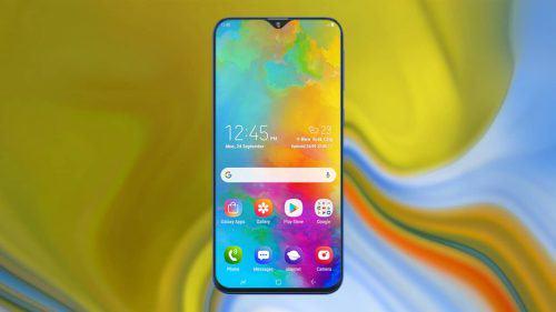SAMSUNG GALAXY M20 2019 M205F 64GB DUAL SIM 4G LTE