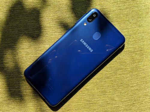 SAMSUNG GALAXY M20 2019 M205F 32GB DUAL SIM 4G LTE