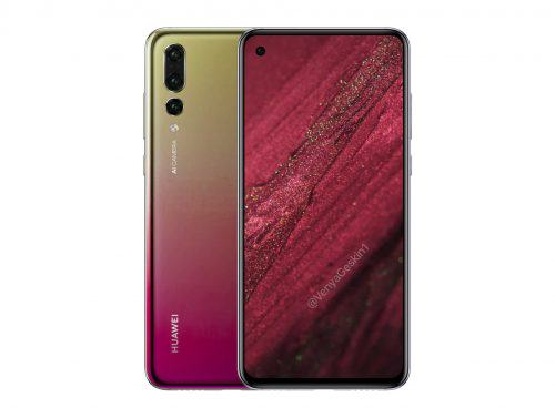 Huawei Nova 4 128gb(8GB) Dual sim 4G LTE Mobile phone