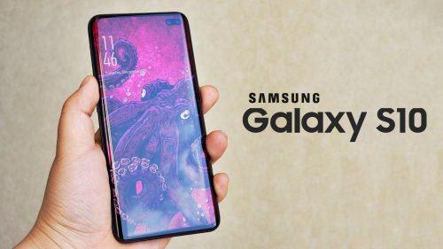 Samsung Galaxy S10 plus G975Fd 128GB Dual sim LTE