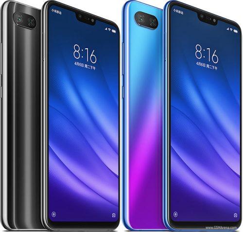 Xiaomi Mi 8 lite 64GB Dual sim 4G LTE