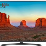 LG TV UK7500 ۴k Ultra HD Smart TV 55 Inch