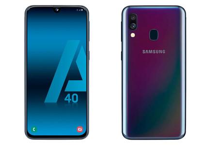 SAMSUNG GALAXY A40 2019 A405F 64GB DUAL SIM 4G LTE