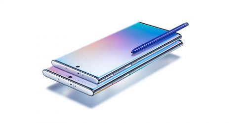 Samsung Galaxy Note 10 plus N975Fd 256GB Dual sim FULL PACK فول پک