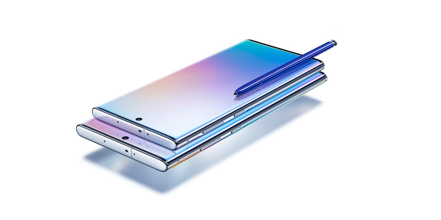 Samsung Galaxy Note 10 plus N975Fd 256GB Dual sim FULL PACK فول پک