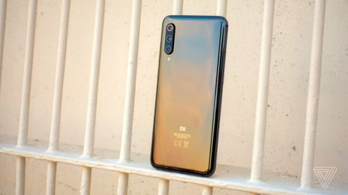Xiaomi Mi 9 64GB Dual sim 4G LTE