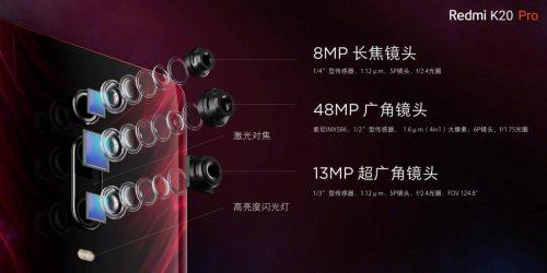 Xiaomi Redmi K20 PRO 128GB Ram8 Dual sim