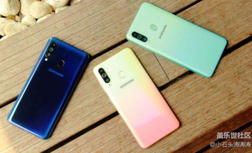 SAMSUNG GALAXY A60 2019 A606F 128GB Ram 6GB DUAL SIM