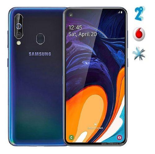 SAMSUNG GALAXY A60 2019 A606F 64GB Ram 6GB DUAL SIM
