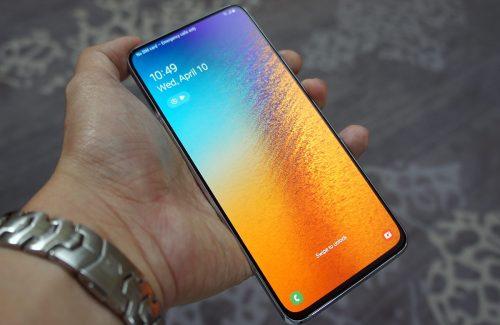 SAMSUNG GALAXY A80 2019 A805F 128GB DUAL SIM 4G LTE
