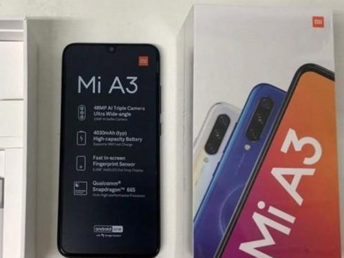 Xiaomi Mi A3 128GB Dual sim 4G LTE
