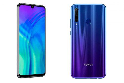 Huawei Honor 20 Lite 128GB Dual sim 4G LTE