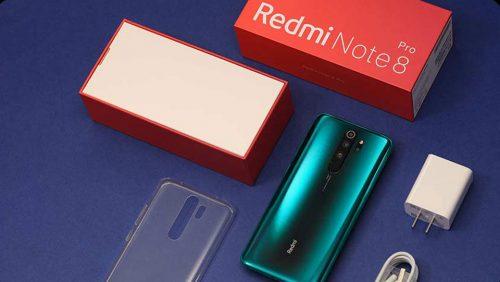 Xiaomi Redmi Note 8 PRO 128GB RAM6 Dual sim شیاومی نوت ۸ پرو ۱۲۸ گیگ