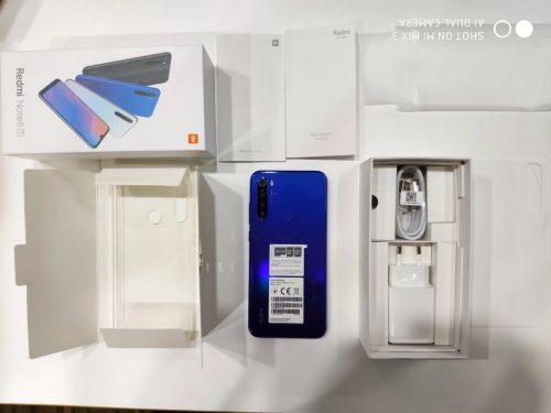 Xiaomi Redmi Note 8T 128GB RAM4 Dual sim شیاومی نوت ۸ تی ۱۲۸گیگابایت