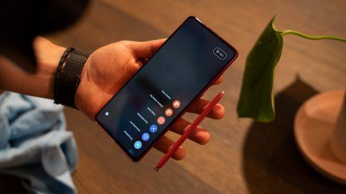 Samsung Galaxy Note 10 LITE N770Fd 128GB Dual sim سامسونگ گالکسی نوت 10 لایت 128گیگ مدل N770