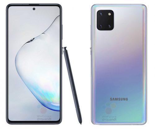 Samsung Galaxy Note 10 LITE N770Fd 128GB Ram8 سامسونگ گالکسی نوت ۱۰ لایت ۱۲۸گیگ مدل N770