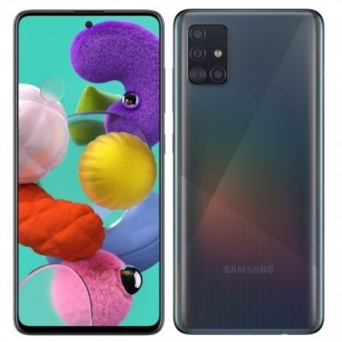 SAMSUNG GALAXY A71 2020 A715F 128GB DUAL SIM سامسونگ گالکسی آ71 128گیگ