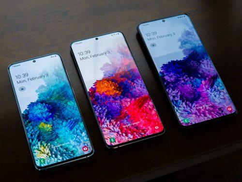Samsung Galaxy S20 plus G985 128GB Dual sim سامسونگ گالکسی اس ۲۰ پلاس ۱۲۸گیگ