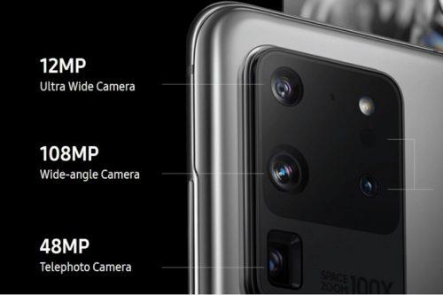 Samsung Galaxy S20 Ultra 128GB Dual sim 4G LTEسامسونگ گالکسی اس ۲۰ آلترا ۱۲۸ گیگ