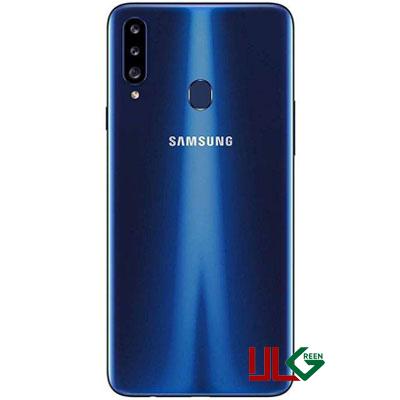 Samsung Galaxy A20S A207F 32GBسامسونگ گالکسی آ۲۰ اس ۳۲گیگابایت دو سیم کارت