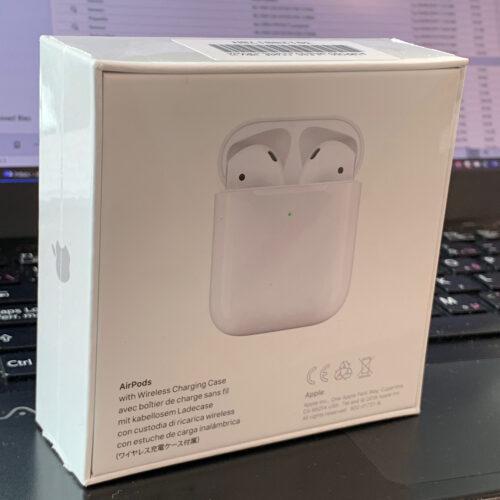هدفون بی سیم اپل مدل AirPods 2 همراه با محفظه شارژ Apple AirPods 2  CASE