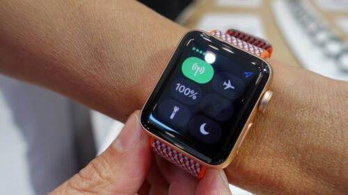 Apple Watch Series 3 42mm ساعت هوشمند اپل واچ سری ۳ ۴۲میلی متری
