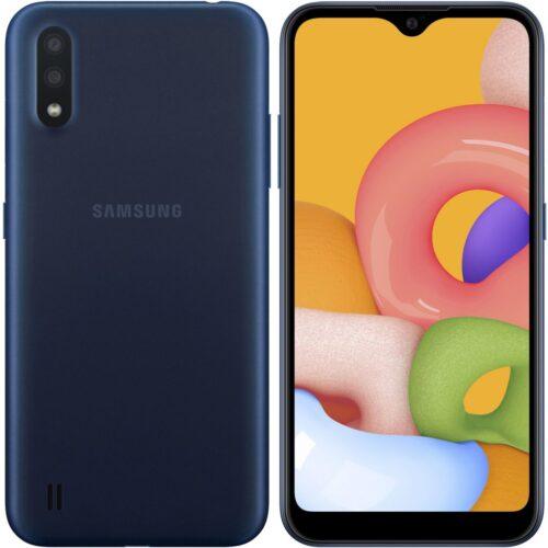 Samsung Galaxy A01 A015F 16GB سامسونگ گالکسی آ۰۱  مدل A015F حافظه ۱۶گیگ دوسیم کارت