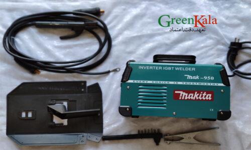 ترانس جوشکاری ماکیتا Makita مدل (Mak950 (ARC-600