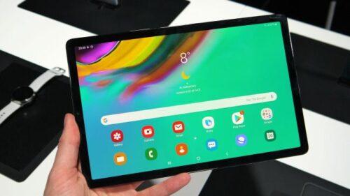 Samsung Galaxy Tab T725 S5e 64GB تبلت سامسونگ گلکسی تب مدل T725 S5e