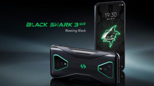 Xiaomi Black Shark3 128GB RAM8 Dual sim(5G) شیاومی بلک شارک۳ ۱۲۸گیگابایت ۵جی